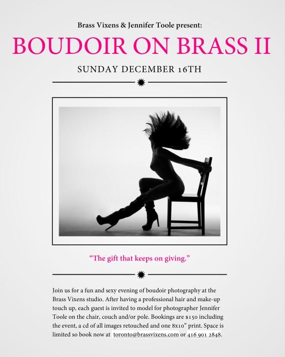 Boudoir on Brass II