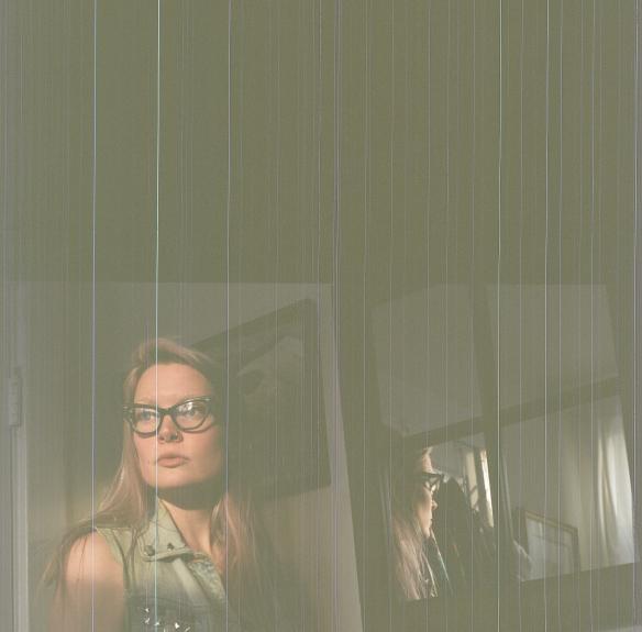 Lara w. Rolleiflex