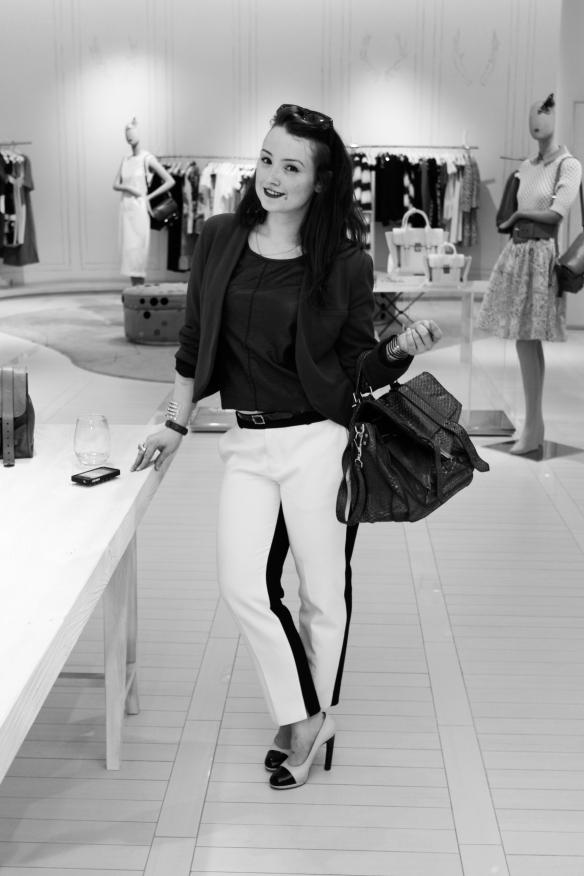 Awesome stylist Megan Ann Wilson a.k.a. @shegotgame.