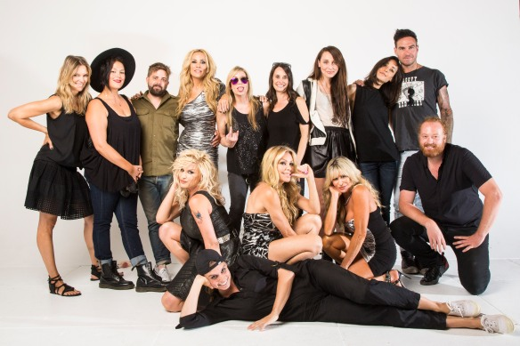Ex-Wives of Rock_Season 3_Courtesy of Slice_Team Shot