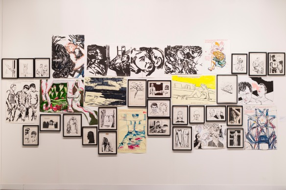 Raymond Pettibon, Various Works, 1981-2014