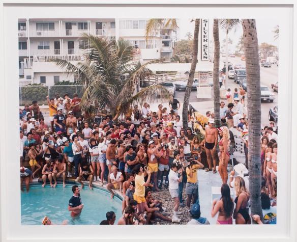 Joel Sternfeld, 'Bikini Contest, Ft. Lauderdale, Florida, March 1983,' Print: 2010