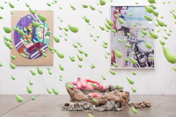 Urs Fischer, 'Small Rain,' 2013