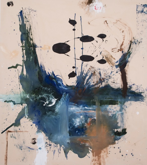 Elizabeth Neel, 'Humbled,' 2014