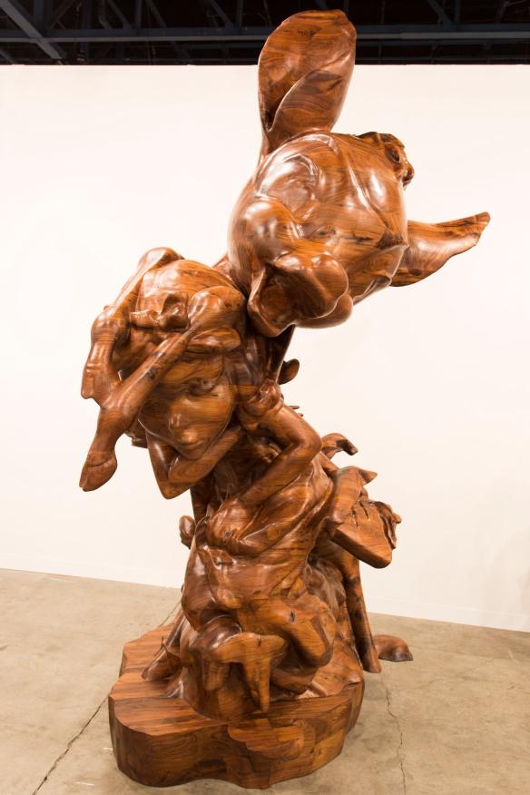 Paul McCarthy, 'White Snow, Bambi (Working Title),' 2013