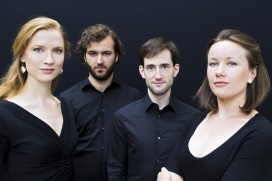 Diderot Quartet by Jennifer Toole